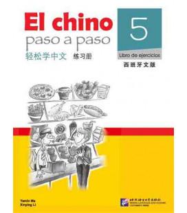 El Chino Paso a Paso 5 - Libro de ejercicios