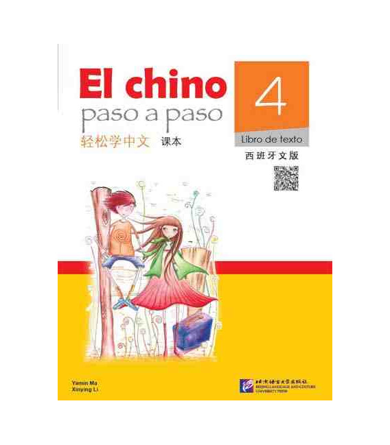 El Chino Paso a Paso 4 - Libro de texto (incluye CD)
