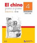 El Chino Paso a Paso 4 - Libro de ejercicios