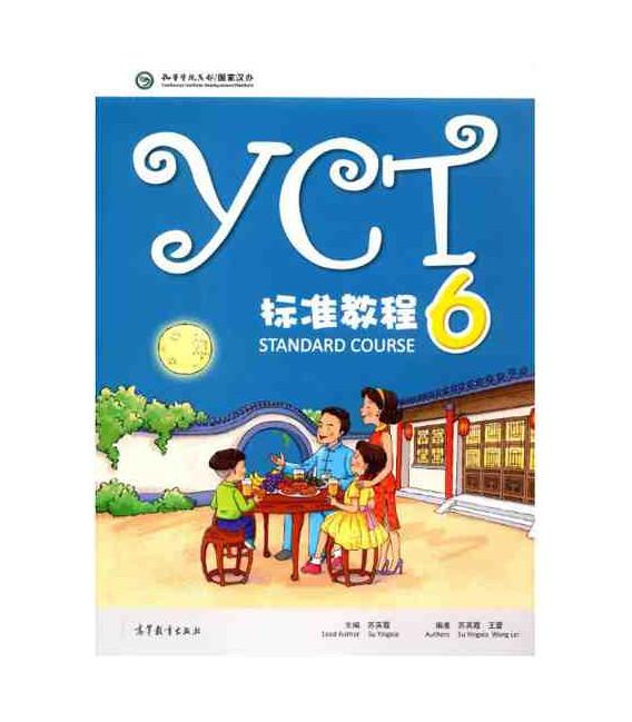 YCT Standard Course 6 (Incluye audio en Web) - YCT 4B