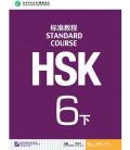 HSK Standard Course 6B (Xia)- Textbook (Libro + CD MP3) Serie de libro de texto basada en el HSK