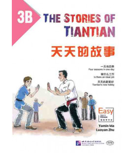 The Stories of Tiantian 3B- Incluye audio para descargarse con código QR