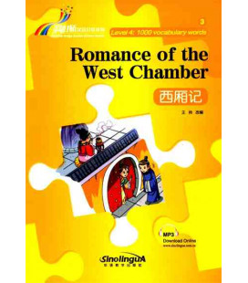 Rainbow Bridge Graded Chinese Reader - Romance of the West Chamber (Level 4- 1000 Words)