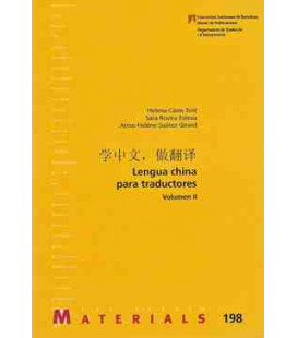 Lengua china para traductores. Volumen 2