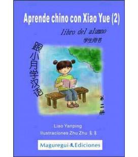 Aprende chino con Xiao Yue 2 - (Incluye libro de alumno + libros de actividades + CD)