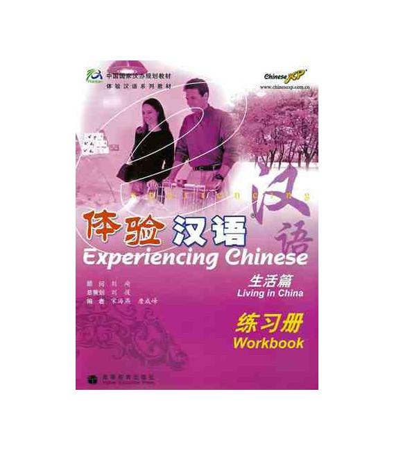 Experiencing Chinese Workbook (Incluye CD)