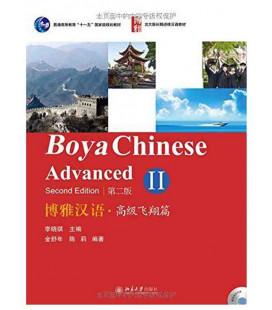 Boya Chinese- Advanced 2 (Second edition)- Incluye CD