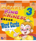 Monkey King Chinese- Word Cards School Level Edition 3