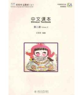 Chinese Textbook 2 (Libro de Texto + 2 cuadernos de ejercicios + CD-ROM)