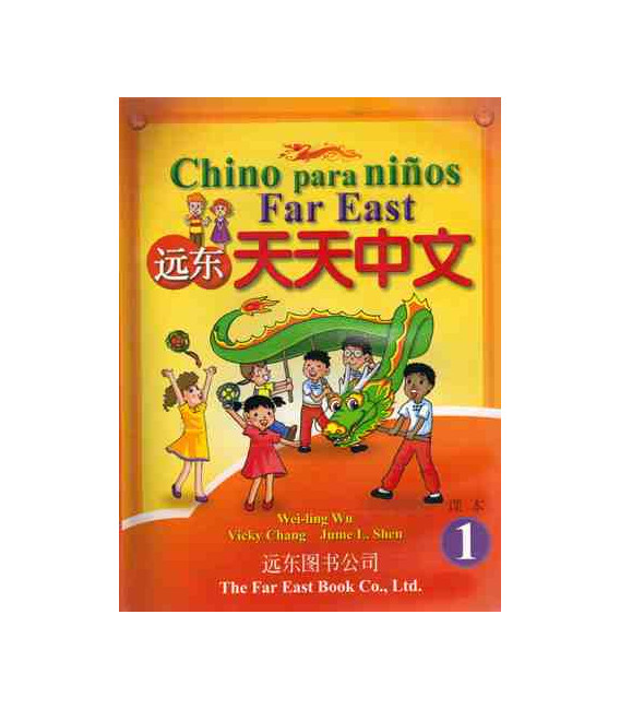 Chino para niños Far East 1- Libro del alumno