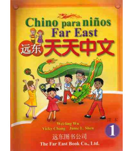 Chino para niños Far East 1- Libro del alumno
