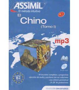El chino tomo 1 (Método Assimil) - Pack libro + CD MP3