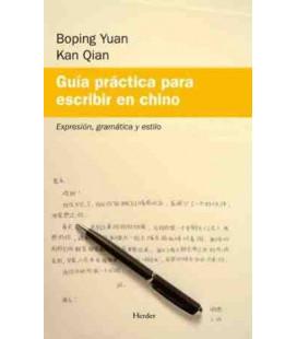 Guía práctica para escribir en chino
