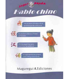 Hablo chino (CD included)