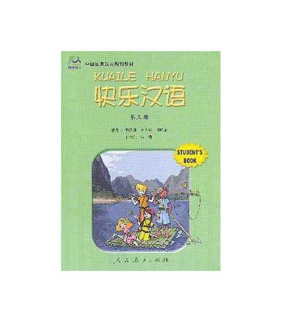 Kuaile Hanyu Vol 3 - Student's Book