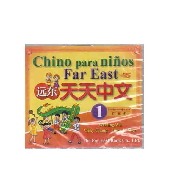 Chino para niños Far East 1- CD del Cuaderno de ejercicios