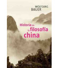 《HISTORIA DE LA FILOSOFÍA CHINA》