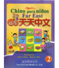 Chino para niños Far East 2- Libro del alumno