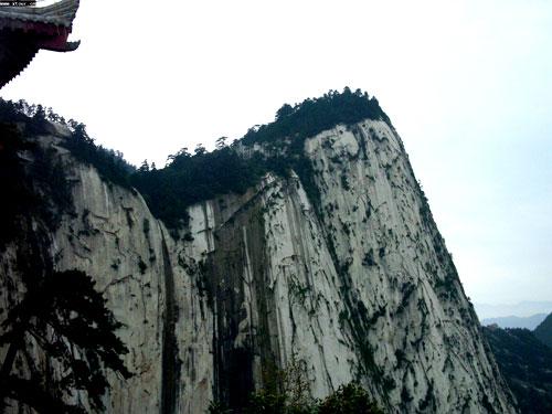 Vista del Monte Hua