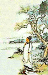 El gran poeta he intelectual chino Su Dongpo