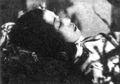 La muerte de una actriz china muy conocida llamada Ruan Lingyu