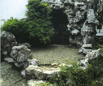 Jardín tradicional chino