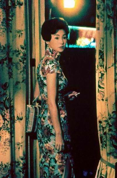 Qipao, el vestido tradicional chino