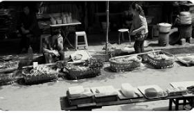 Un tipo de mercado especial - caishichang 2