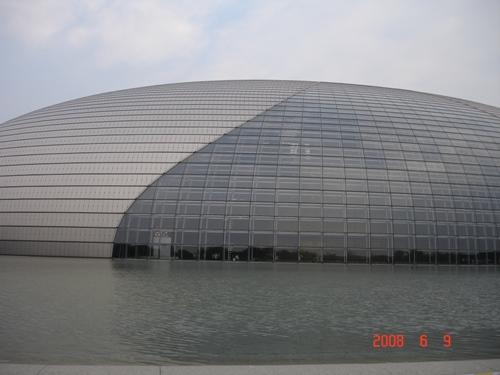 El juevo de pajaro en Pekin