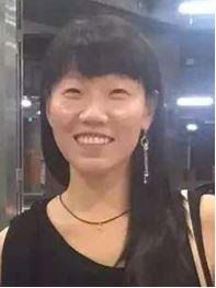 La profesora de chino Li Yuling